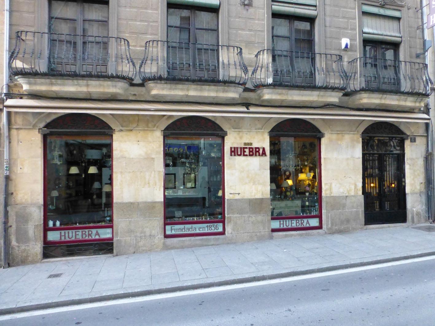 Salamanca Cr Nica De Una Ciudad Menuda Blog Suite Studios # Muebles Epoca Salamanca